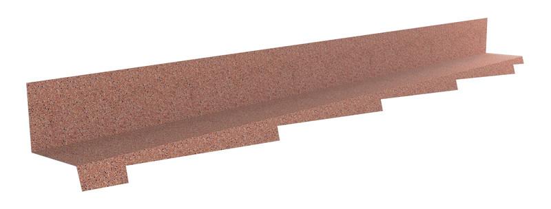 Боковое примыкание ступенчатое левое 320