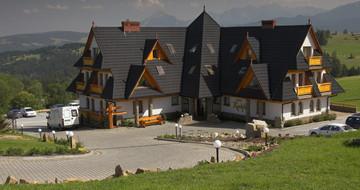 GERARD Shake Deep Black Hotel Redyk