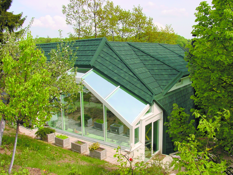 GERARD Shingle Forest Green