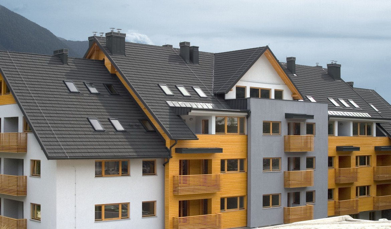 GERARD® Shake Dark Silver Apartment house Kranjska, Slovenia Apartment house Kranjska, Slovenia
