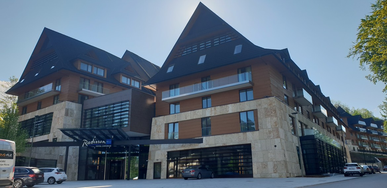 GERARD Shake Charcoal Отель Radisson