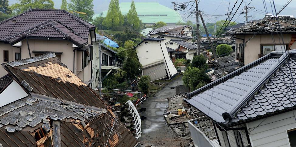 Легкий вес и устойчивость к землетрясениям